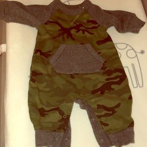 Baby gap Camo one piece